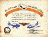 Initial Carrier Qualification Certificate