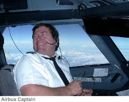 airbus captain