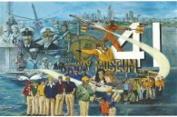 USS Midway Collage