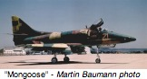 Top Gun Mongoose A-4