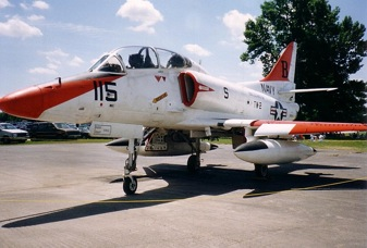 TA-4J Advanced Training Jet